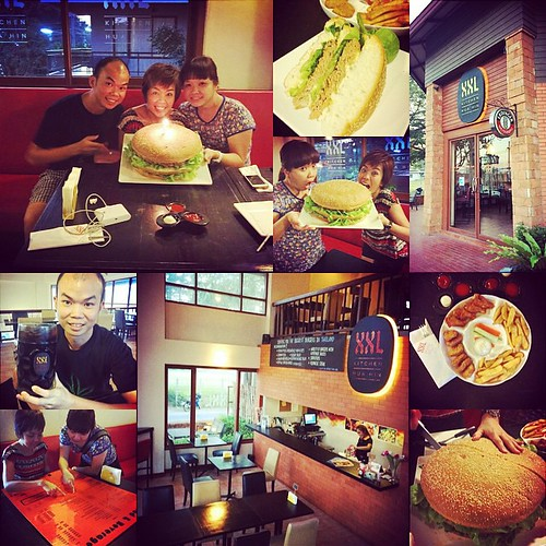 XXXL Burger #XXL Kitchen #Hua Hin #InstaMagApp @fotorus_official