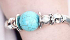 Glimpse of Malibu Blue Bracelet K1 P9510-3
