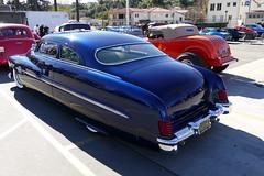 1951 Mercury kustom (bballchico) Tags: mercury chopped custom fatboy lowered 1951 merc kustom grandnationalroadstershow kustm terryhegman saturdaydrivein