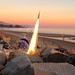 Supersonic 3D-printed rocket on a I280 Metalstorm, and wild recovery at sea