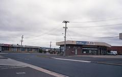 Townsville Street (The Dent.) Tags: film analog fuji australia h act c41 n400 fujigwproii fyswick