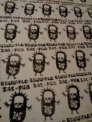 1505603_10155169649265034_7276143092295630971_n (andres musta) Tags: andres musta zas zombie art squad zombieartsquad stickerart stickers sticker adhesive andresmusta slaps