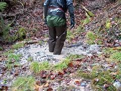IM003646 (hymerwaders) Tags: mud rubber gloves waders schlamm watstiefel gummihanschuhe