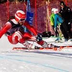 Sam Mulligan (BCST/Grouse Tyee) 3rd at Nakiska Senior Nationals Super-G PHOTO CREDIT: Derek Trussler