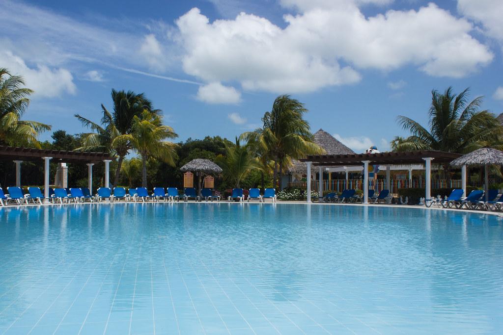 Pataugeoire - Paddling Pool - Meliá Las Dunas - Cuba