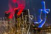 Leeuwarden bewogen (Weitenberg.....) Tags: neon nacht anders leeuwarden avero d800 bewogen achmea nachtlicht nachtfoto leeuwardermanhatten