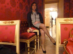 Milan - Teatro alla Scala (Alessia Cross) Tags: tgirl transgender transvestite crossdresser travestito