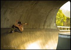 Sunset Skatepark (camdeasy) Tags: park sunset sun sport set pine composition gold coast paradise ray loop kick board extreme helmet australia x pines skatepark flip skate queensland skateboard surfers knee pads kickflip coping abec burliegh elenora