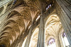 Catedral de Cantuária (Jucá Costa) Tags: church kent arch cathedral catedral canterbury nave igreja vault arco abóbada cantuária ribvault abóbadanervurada