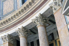 The Pantheon, Capitals