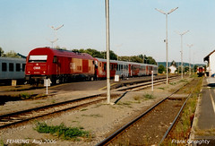 106.AT0036 Fehring (Frank's Railway Photos) Tags: fehring eisenbahnen fernverkehr austrianrailways óbb