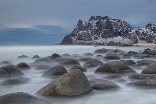 Uttakleiv rocks