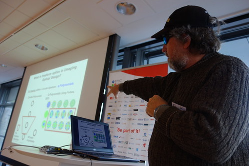 Freeform Optics Workshop (Kevin Thompson)