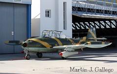 Hispano Aviacion HA-220 Super Saeta (Martin J. Gallego. Siempre enredando) Tags: canon fio canoneos lecu cuatrovientos ha220 supersaeta fundacioninfantedeorleans ecdxj hispanoaviacin 1000d canon1000d canoneos1000d hispanoaviacinha220supersaeta