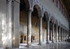 Santa Sabina Aisle
