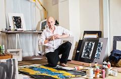Daniel Berger (GMH) Tags: portrait abstract artist arte retrato taller situation abstracto moderno pintor pintura artista atelier artiste peintre ltytr1
