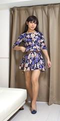 DSC08138 (mimo-momo) Tags: japanese crossdressing transvestite miniskirt crossdresser crossdress