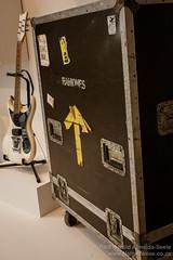 Ramones Exhibition in the Queens Museum, New York