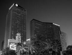 The Cosmopolitan, Las Vegas (All I want for Christmas is a Leica) Tags: monochrome night lumix hotel blackwhite nightscape lasvegas nevada panasonic nightscene 20mm lasvegasboulevard f17 panasoniclumix20mmf17 panasoniclumixg3