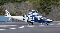 G-DMPI Agusta A109 @ Castle Air Charters Ltd, Liskeard, Cornwall. (Cornish Aviation) Tags: castle cornwall air ltd agusta charters liskeard a109 gdmpi