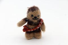 Chewie (FotodioxPro) Tags: starwars knit craft indoor whitebackground etsy chewie wookie chewbacca studiolighting productphotography ledlight fotodiox studioinabox portablelighting starwarscraft fotodioxpro
