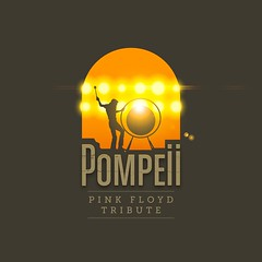 Logo Pompeii - Pink Floyd Tribute (Mendes, Thiago) Tags: show pink logo banda band event pompeii marca tribute floyd logotype logomarca