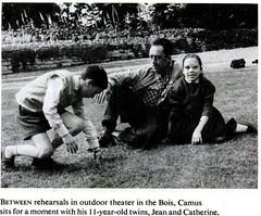 Albert Camus (C. Cengiz evik) Tags: twins albert camus