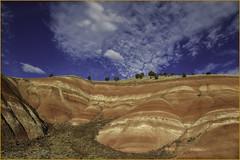 Painted Desert Vista #2 (wallawallaswede) Tags: paintedhills condon smithrock cascadelakes