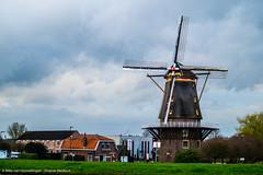 Windmill Arkel (Diverse-Media.nl) Tags: arkel windmill windmolen janvanarkel jan van molen mill sky dark cloudy clouds cloud dmbui diversemedianl diversemedia diverse media contrast