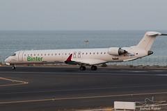 EC-MEN | Binter Canarias CRJ-900ER | Lanzarote/Arrecife (GCRR/ACE) (Joshua_Risker) Tags: binter canarias canaries air nostrum crj crj900 crj900er ecmen lanzarote arrecife gcrr ace canary islands airport