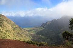 pu'u o kila lookout (1600 Squirrels) Tags: 1600squirrels photo 5dii lenstagged canon24105f4 kokeestatepark northshore kauai kauaicounty hawaii usa puuokila lookout landscape westside