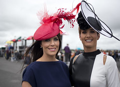 Fashion on the opening day Galway Festival (Horse Racing Ireland) Tags: one d1 galway ireland irl