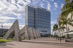 San Diego_Skyline 2 (crainnational) Tags: sandiego ca california skyline hilton hotel sandiegoca