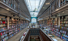 Daunt Books (acase1968) Tags: daunt books london marylebone nikon d500 tokina 1120mm f28 bookstore england interior westend westminster