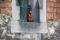 IMG_9018 (lkwarzecha) Tags: sculpture rzeba face twarz