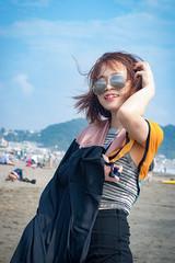 IMG_2481 (PHUONG ANDY) Tags: girl beach viet nam ja jap japan portrait portait photography