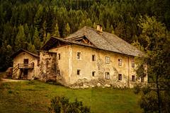 * (clo dallas) Tags: outdoor casolare rustic rustico landscape paesaggio nature trees altamontagna mountain canon sonya7ii 55mm