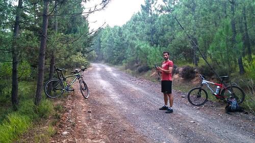 Aydos bisiklet turu