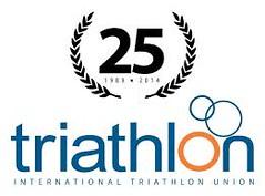ITU 25 años logo