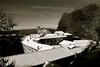 """Candidi ... tetti. ("""" paolo ammannati """") Tags: winter snow raw tetti tuscany neve toscana 1001nights inverno verna arezzo laverna chiusidellaverna paoloammannati"""