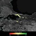 Satellite Sees Holiday Lights Brighten Cities - Istanbul
