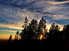 Calistoga, CA (Angelika Boyko) Tags: california trees winter sunset sky usa mountains nature night clouds buildings dark landscape colorado skies cloudy photostream flickraward iphoneography iphoneonly flickrawardgallery instagram winter2014 angelikab cityofcalistoga