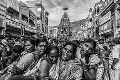 Tiruvannamalai - Car Festival (rafimmedia Photography) Tags: tiruvannamalai muruga hinduculture woodencar carfestival tamilculture annamalaiyar cartfestival tamilpeople divotees therfestival