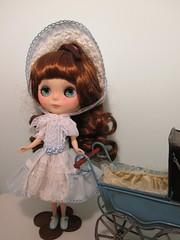Emily (custom Blythe)