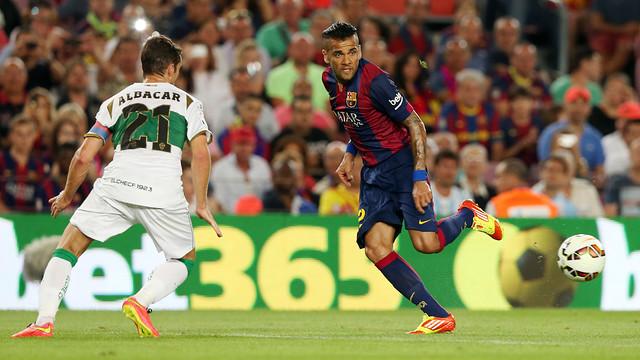 !Francisco Javier Fernandez¡ FC Barcelona - Elche: Tres enfrentamientos en el mes de enero