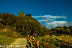 Dunhill Castle Co.Waterford (George O Mahony) Tags: castle dunhill ireland waterford abandoned anneriver