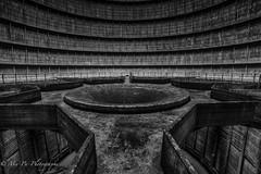 Trichter II (mphotographie2012) Tags: architektur belgien 2015 lostplaces schwarzweis marodes