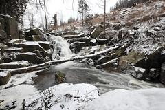 Ilsetal (Kasu.mo) Tags: schnee winter canon wasser wasserfall bewegung eis landschaft ilsetal ilseflle