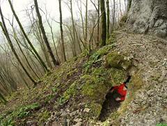 Galerie du mystre - Dcouverte cet aprs midi au pied d'un abri sous Roche - Cussey sur Lison (francky25) Tags: au galerie du sur midi pied franchecomt roche dun dcouverte sous cet aprs abri doubs mystre lison cussey