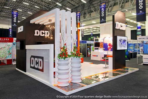 MINING INDABA CAPE TOWN STAND DESIGN AND INSTALLATION